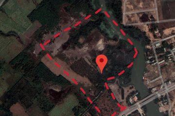Cần bán đất bờ sông  xã Phước khánh, Đồng Nai.